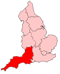 south west